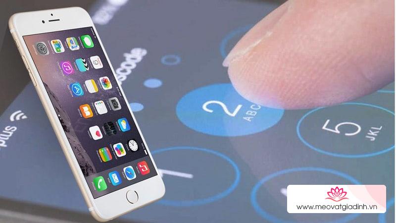 Hóa ra iPhone cho phép chúng ta khoá ứng dụng mà không cần cài thêm App