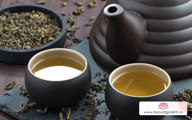 hồng trà và lục trà