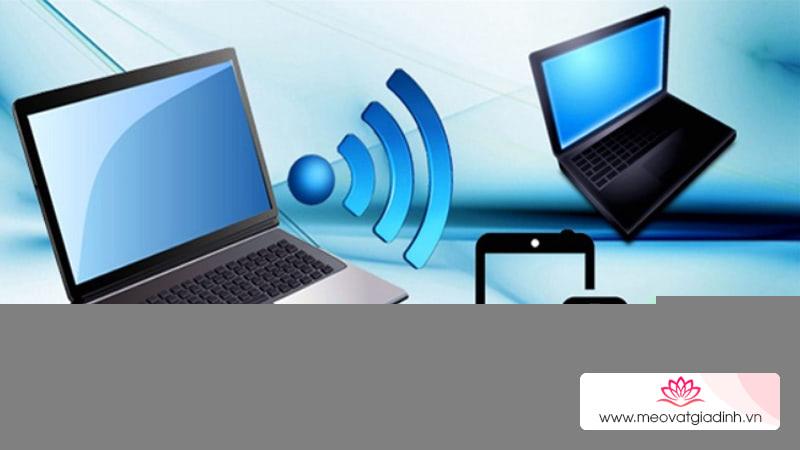 Hướng dẫn cách phát WiFi bằng laptop của bạn cực đơn giản