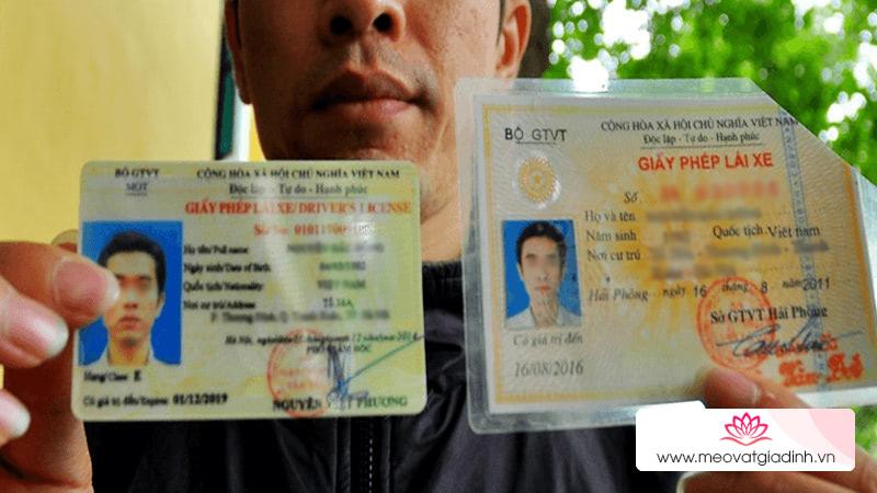 Hướng dẫn đổi giấy phép lái xe online tại nhà do Tổng Cục đường bộ cấp