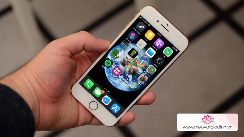 Hướng dẫn đổi icon ứng dụng trên iPhone siêu đẹp, siêu độc
