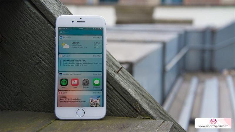 Hướng dẫn hạ cấp iOS 10.2.1 xuống iOS 10.2 nhanh chóng, an toàn