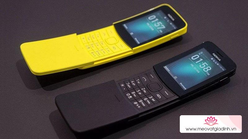 Hướng dẫn nâng cấp phần mềm trên Nokia 8110 4G