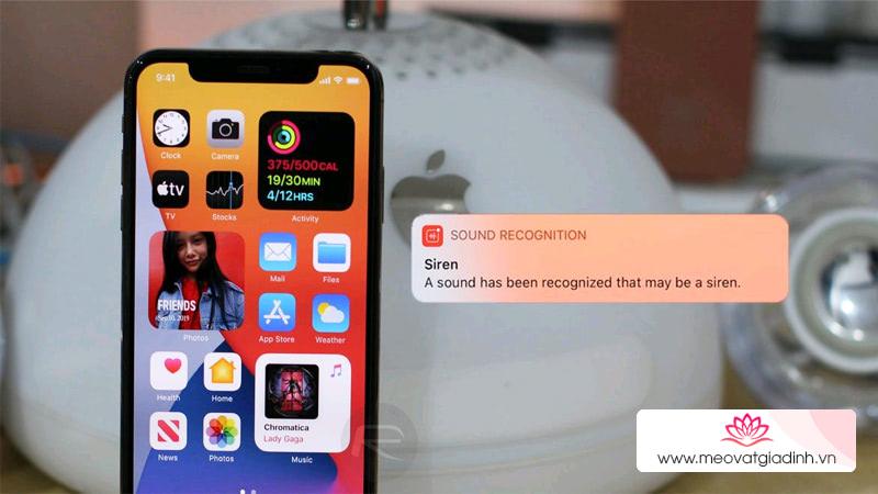 Hướng dẫn xài tính năng nhận dạng âm thanh cực thú vị trên iPhone