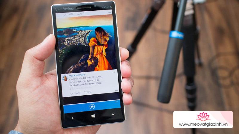 Instagram nhận cập nhật lớn trên Windows 10 Mobile