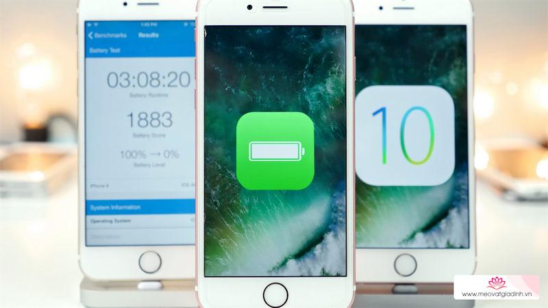 """11 mẹo đơn giản """"điều trị"""" căn bệnh pin yếu sau khi lên iOS 10"""