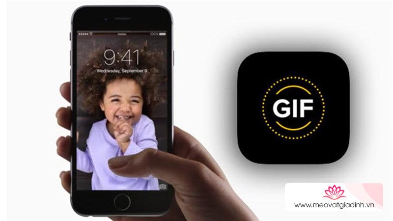 Mẹo tạo ảnh GIF trực tiếp trên iPhone trong nháy mắt