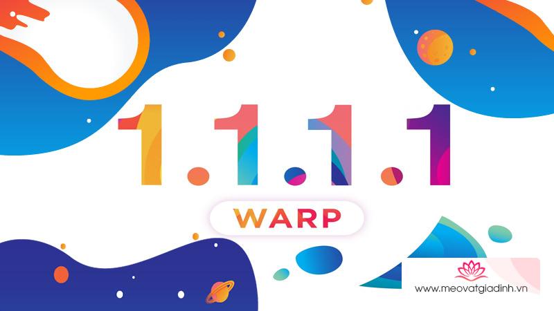 Mời bạn tiếp tục nhận thêm 1.4 triệu GB Data VPN Warp+ (1.1.1.1) miễn phí không thời hạn
