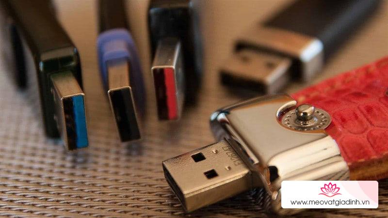 Nâng cấp USB của bạn ngay hôm nay mà không tốn một xu với mẹo này nhé