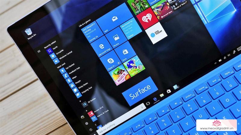 Những thay đổi đáng chú ý trên bản cập nhật Windows 10 build 14.986