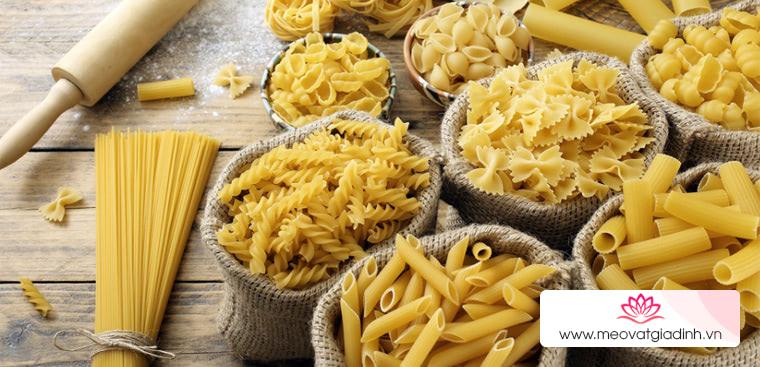 Pasta là gì? Phân loại, cách làm, tạo hình và phân biệt pasta với spaghetti