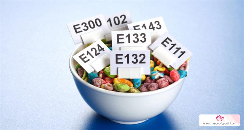 Phụ gia thực phẩm là gì? Các phụ gia được phép sử dụng trong chế biến