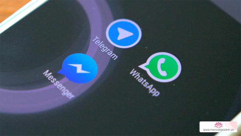 Rèn luyện kỹ năng tiếng anh đơn giản ngay trên Facebook Messenger