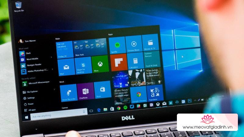 Trọn bộ phím tắt trên Windows 10 giúp bạn thao tác nhanh hơn