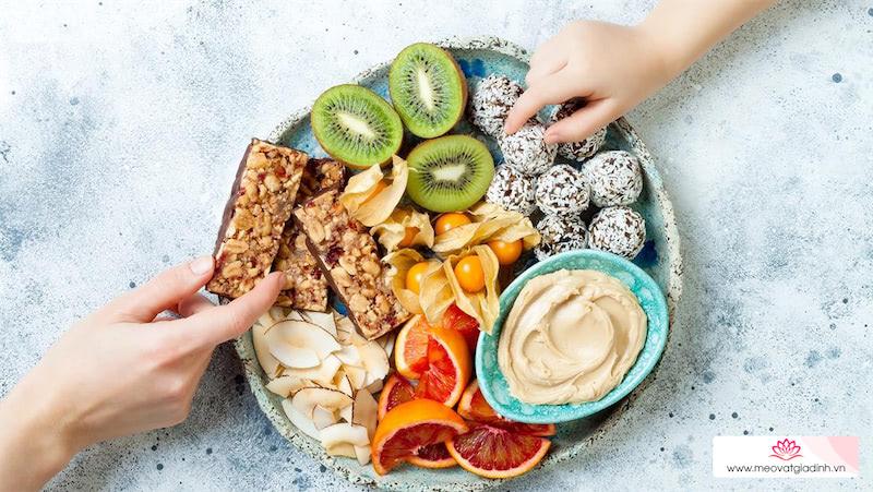 Tổng hợp những món ăn vặt không tăng cân dễ làm cho bạn nhâm nhi cả ngày