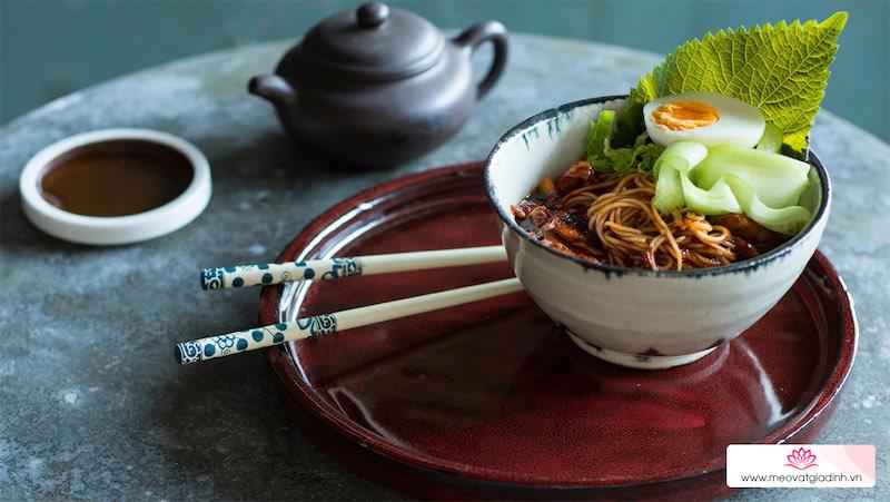 Top 6 các món mì Hàn Quốc dễ làm, thơm ngon ăn là mê
