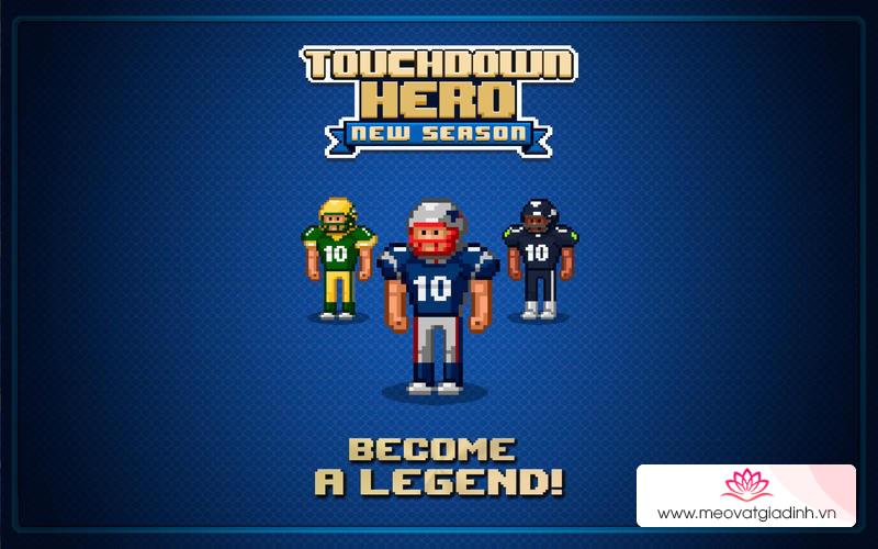 """Touchdown Hero: Một tựa game """"hại não"""" cho người dùng Windows Phone"""