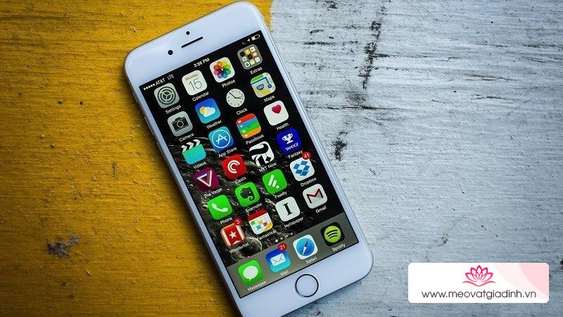 Xài iPhone mà không lo hết 3G/4G với những mẹo sau