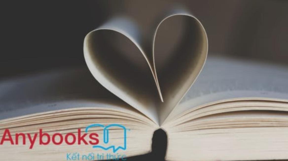 AnyBooks – Trang web review sách uy tín hàng đầu dành cho mọt sách