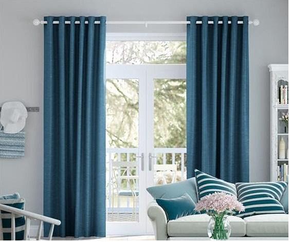 Những mẫu rèm cửa chống nắng đẹp bạn có thể tham khảo tại đây
