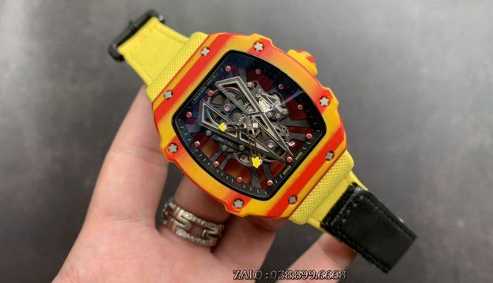 Đồng hồ Richard Mille siêu cấp – Sự lựa chọn dành cho các quý ông